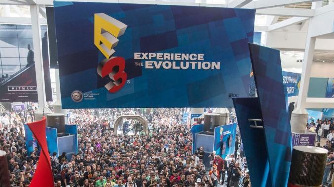 Tan Grande y Jugando, E3, Videojuegos, gaming, conferencia, conference