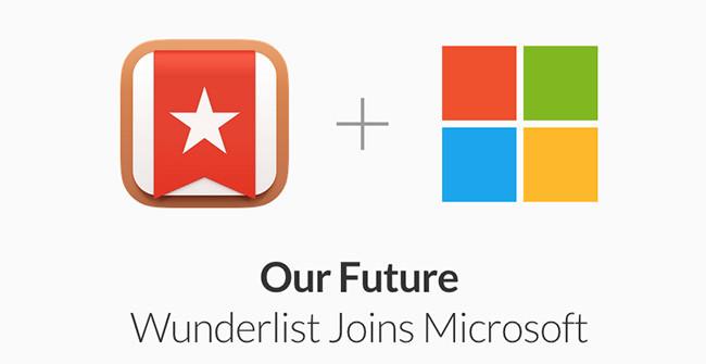 Wunderlist, tan grande y jugando, nmicrosoft, app