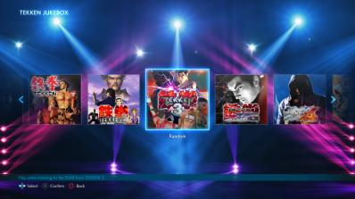 Tekken 7, ps4, box, pc, Tan grande y jugando, Steam, Bandai Namco