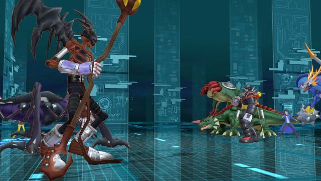 Digimon Story: Cyber Sleuth Hacker's Memory , Digimon, Digimon Story, BandaiNamco, Bandai, Namco, Bandai Namco, Tan Grande y Jugando, TGYJ, TGYJugando