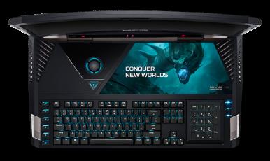 Predator 21 X, Gaming Laptop, Predator 21 X Gaming Laptop, Predator 21, Acer, Gaming, Tan Grande y Jugando
