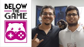 below the game, belowthegame, BTG, Tan Grande y Jugando, videojuegos, Game Designer, Haimrik, Desarrollador de videojuegos, Estudio de videojuegos, Estudio Colombiano, gamer girl,