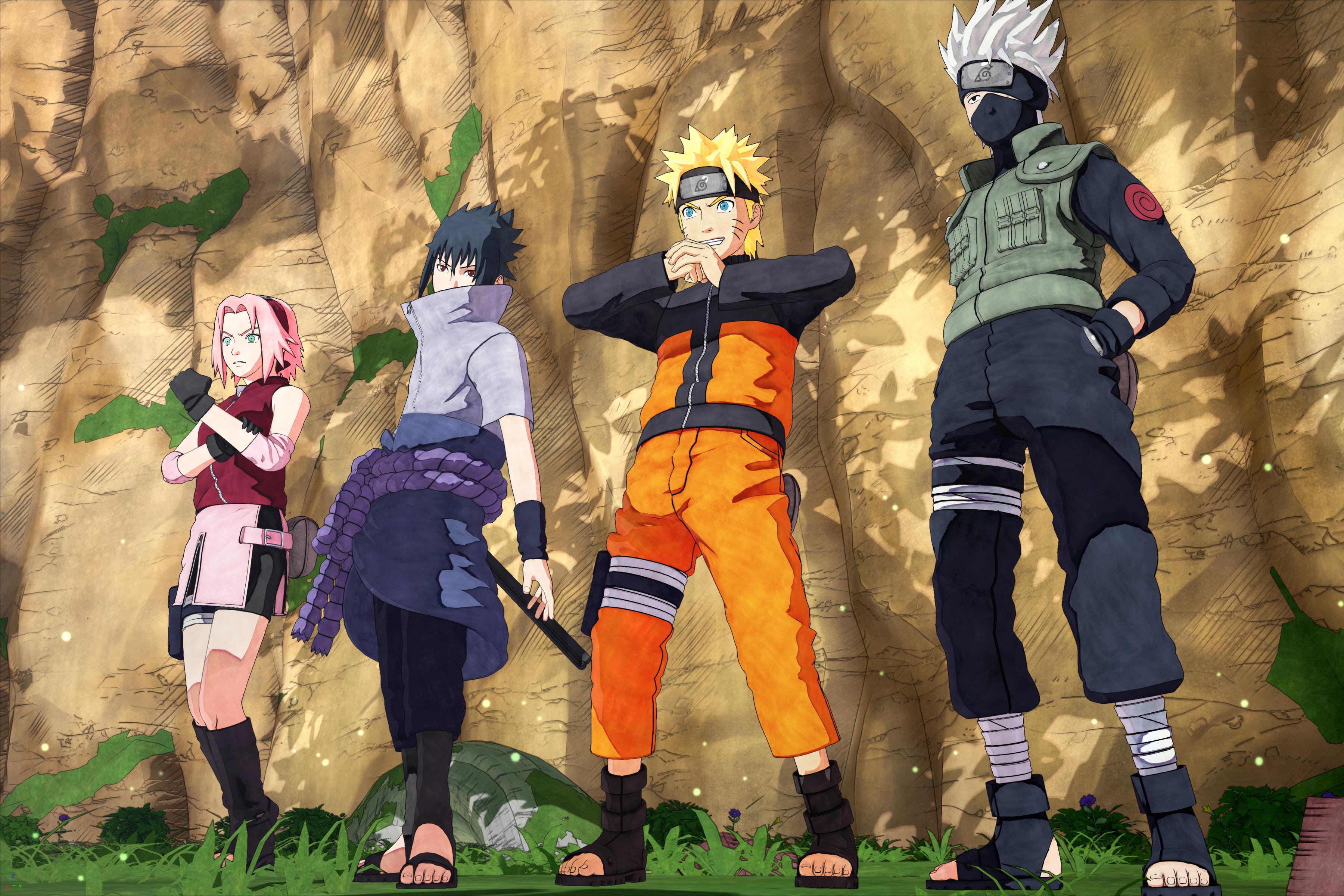Naruto, NARUTO TO BORUTO: SHINOBI STRIKER, Bandai namco, Tan Grande y Jugando, Bandai, Namco, PlayStation 4, Xbox One, PC, Steam