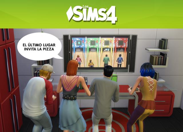 Sims 4, Sims4, EA, Electronic arts, Tan Grande y Jugando, TGYJ, TGYJugando,