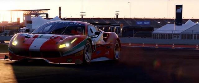 Ferrari,Project CARS 2,Bandai NAMCO, Bandai,288 GTO, F40, F50, Enzo,PlayStation 4, Xbox One, PC, STEAM, Tan Grande y Jugando, Carros, videojuegos, videogames, car videogame,