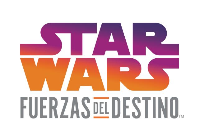 Star Wars FORCES OF DESTINY, Star Wars Fuerzas del Destino, Star Wars, Rey, Jyn Erso, Sabine Wren, la Princesa Leia, Ahsoka Tano, Tan Grande y Jugando, Disney Channel,