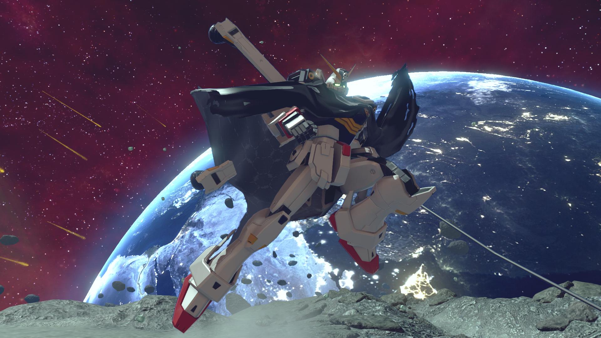 GUNDAM VERSUS, gundam,para PlayStation 4, prueba beta Gundam, beta gundam versus,PlayStation Plus, videojuegos, videogames, play games, playstation games, figth games, tan grande y jugando