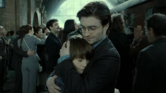 Harry Potter, 19 yers latter, J.K Rowling, JK Rowling, Severus Potter,