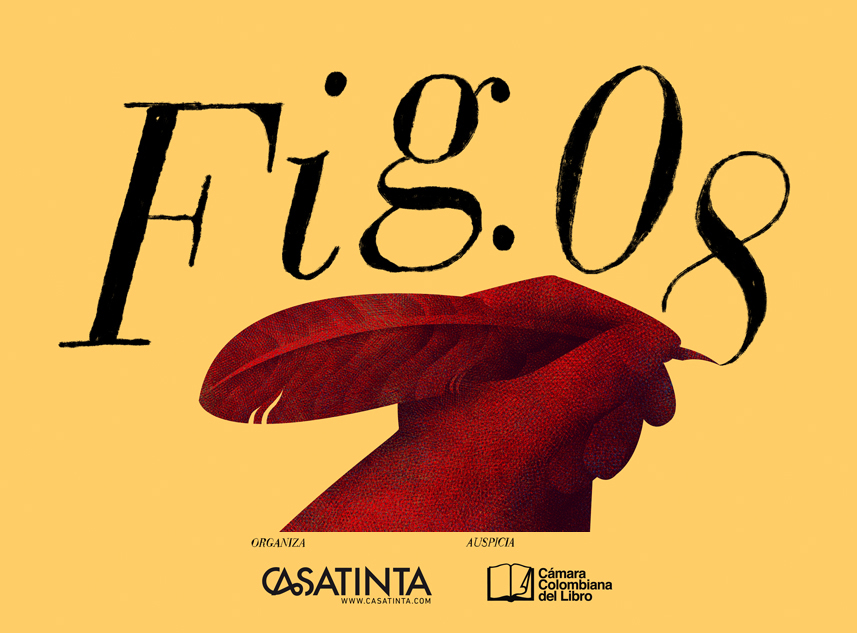 Casa Tinta, casatinta, tan grande y jugando, FIG.08, fig 08, congreso de ilustración, artistas invitados, taller de ilustracion, concurso de ilustración, artistas internacionales,