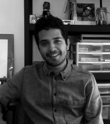 Juan Palomino, Casa Tinta, casatinta, tan grande y jugando, FIG.08 fig 08, congreso de ilustración, artista latinoamericano, artista mexicano