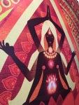 BombaBombay, Bomba Bombay, Puerta Naranja, Diego Rojas, India, cultura Hindú, hindú, Exposición, arte, ilustración, Tan Grande y Jugando, Maria Isabel Cely