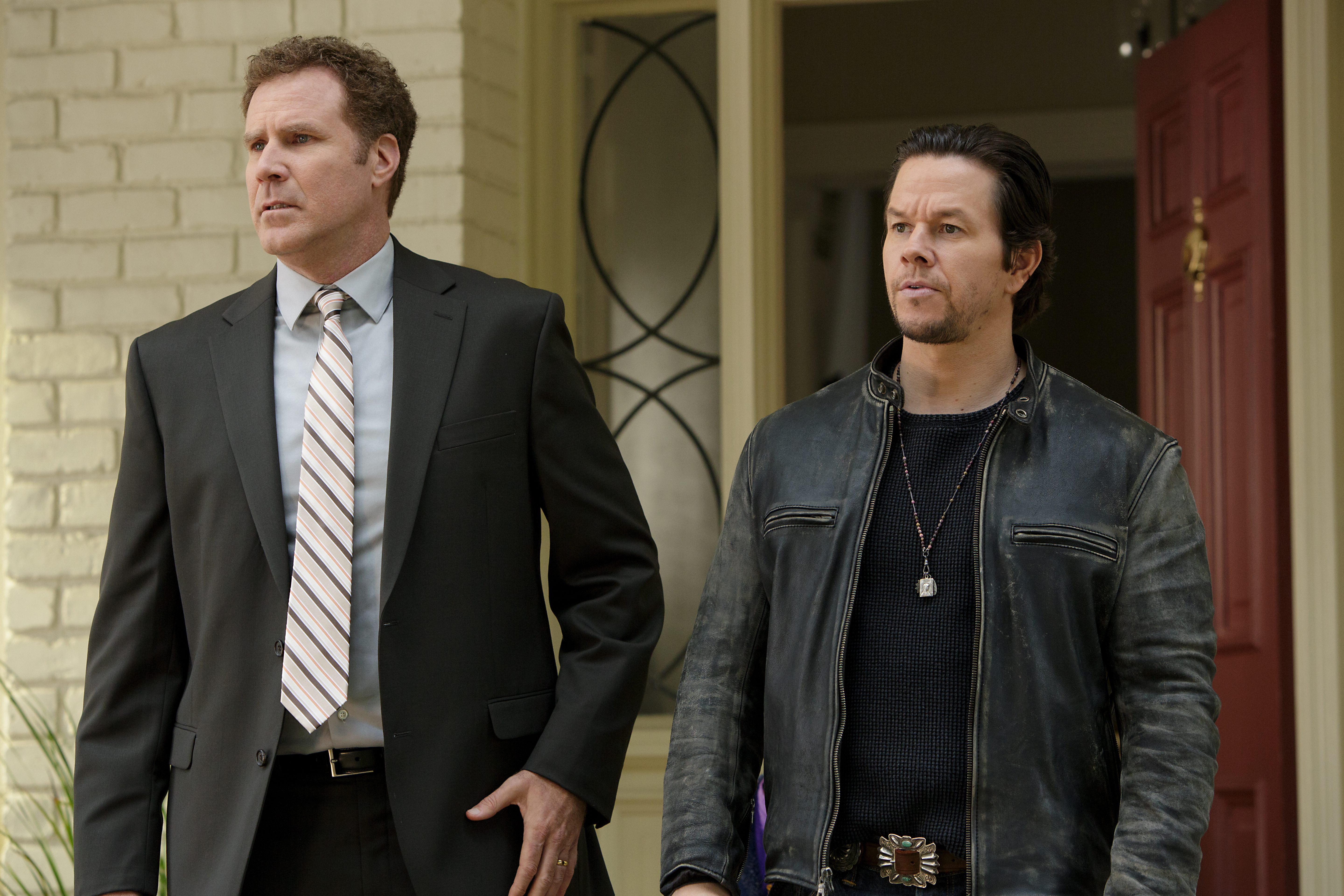 tan grande y jugando, netflix, dia del padre, Will Ferrell, Brad, Mark Wahlberg, Dusty, Daddy's Home, Paramount Pictures, Red Granite Pictures