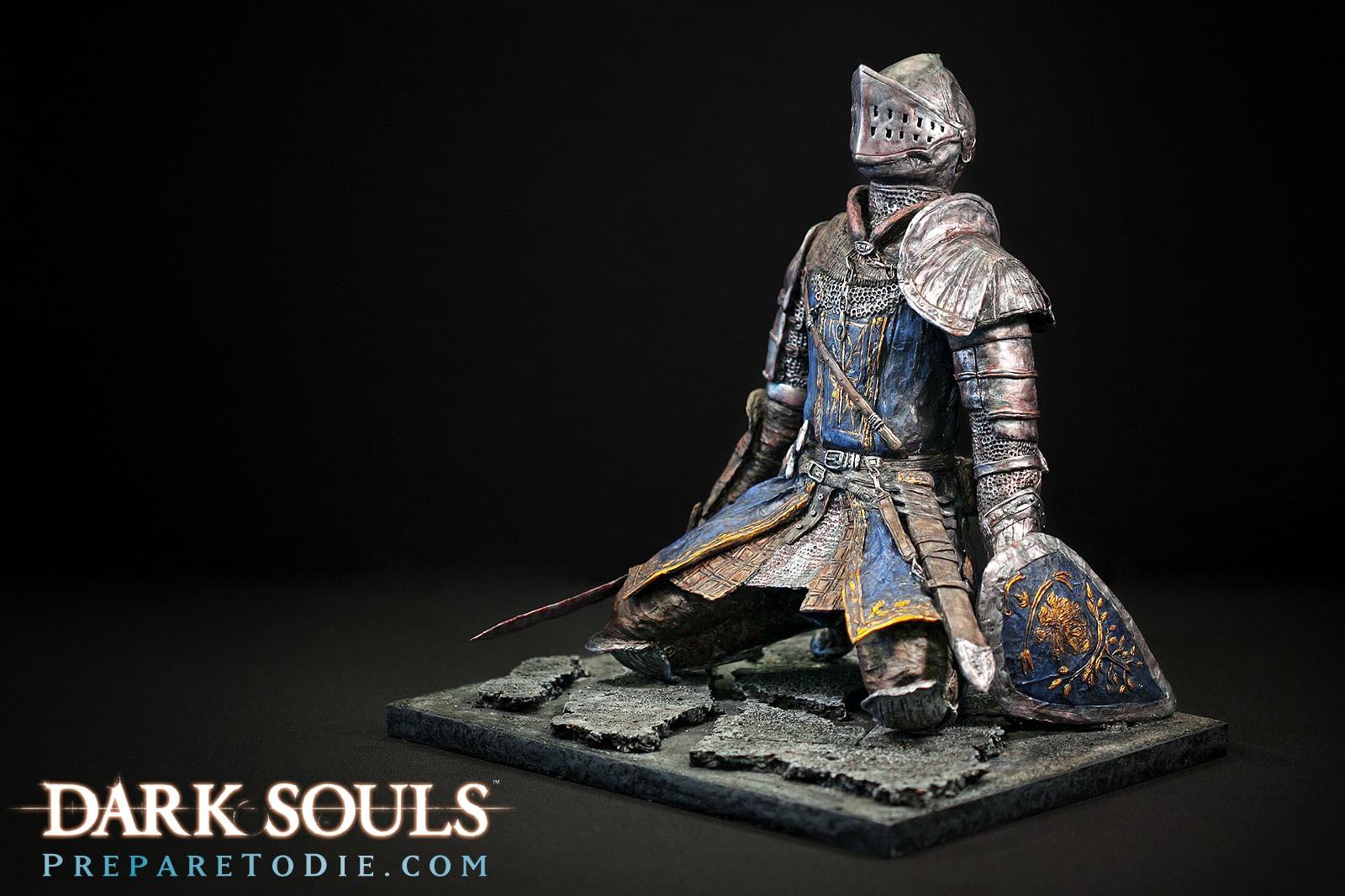 Dark Souls, tan grande y Jugando