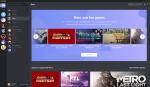 Discord, discord games, discord nitro, tan grande y jugando, pc games, juegos de pc