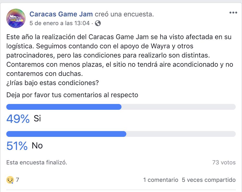 CaracasGameJam, Caracas Game Jam, Global Game Jam, GGJ, CGJ, Tan Grande y Jugando