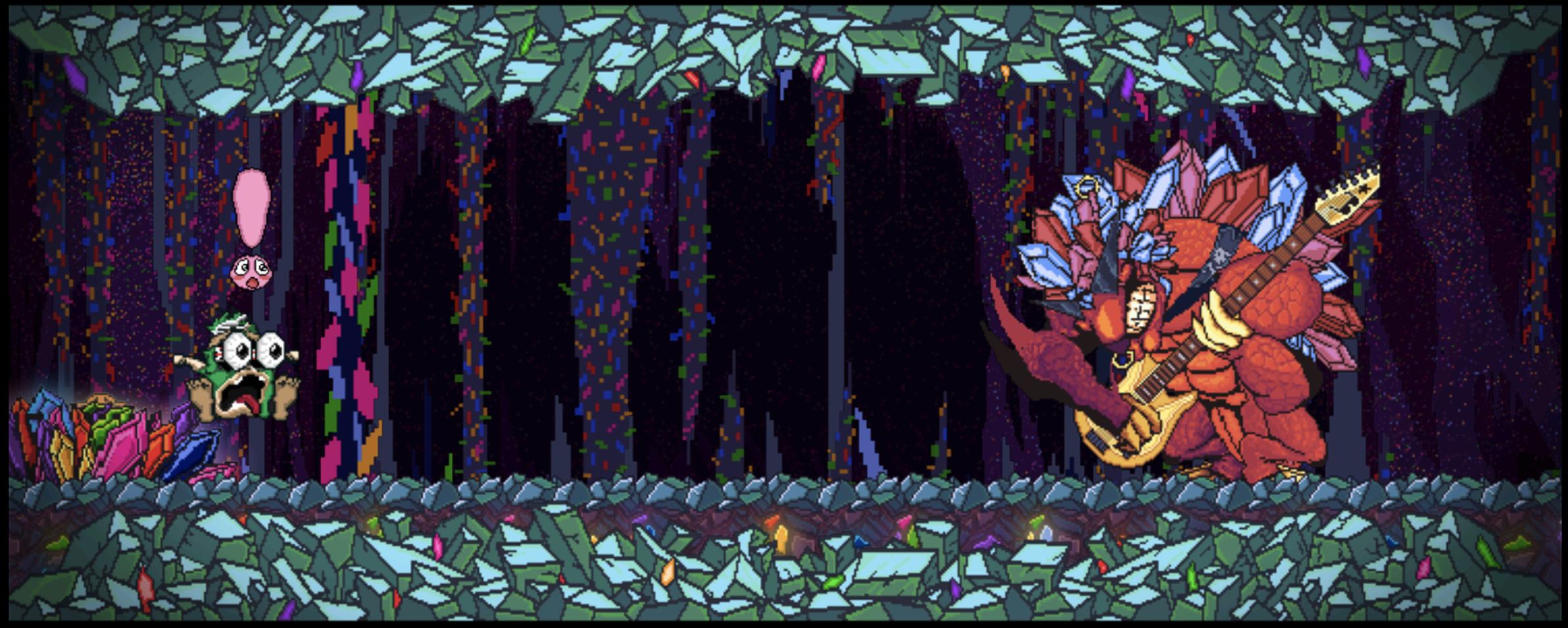 Tiki-Taki, tan grande y jugando, Cheeky Chimp Games Inc., Kickstarter